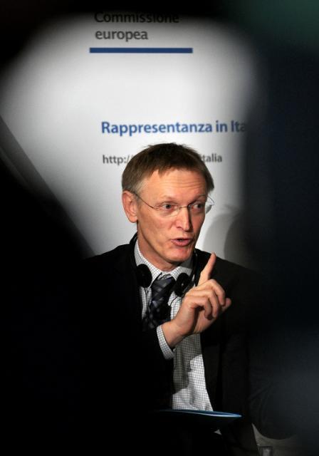 Dialogue avec les citoyens à Pise avec Janez Potočnik
