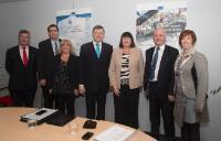 Visit of a delegation of the Committee for Enterprise, Trade and Investment of the Northern Ireland Assembly to the EC