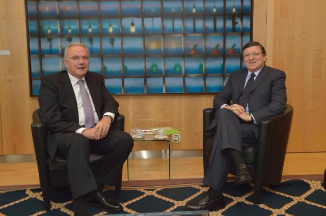 Visit of Neven Mimica, Croatian Deputy Prime Minister for Home, Foreign and European Affairs, to the EC