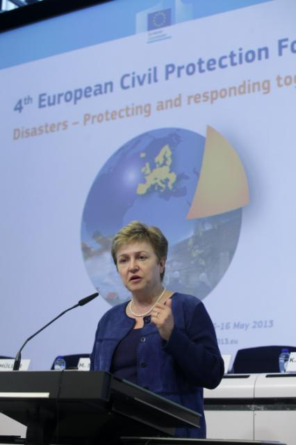 4th Civil Protection Forum