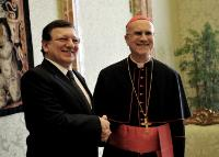 Visit of José Manuel Barroso, President of the EC, to Italy