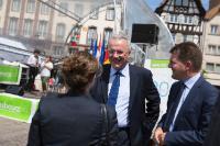 Participation de Neven Mimica, membre de la CE, aux célébrations en l'honneur du 20e anniversaire des Centres européens des consommateurs