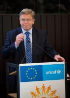 Participation of Štefan Füle, Member of the EC, at the High-level Conference on Justice for Children in Europe and Central Asia