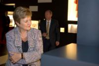 Participation of Kristalina Georgieva, Member of the EC, at the celebrations of the 150th anniversary of the Red Cross
