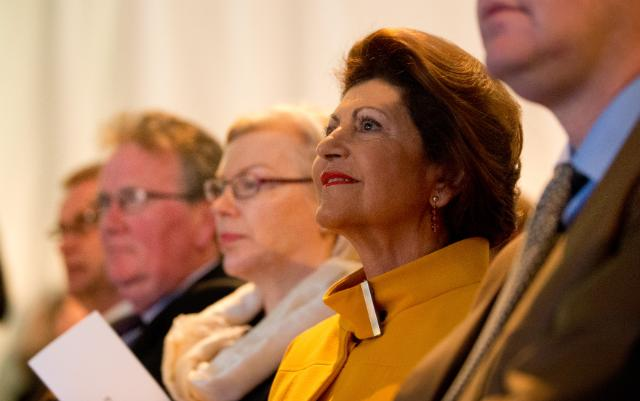 Participation of Androulla Vassiliou, Member of the EC, at the 2013 Göteborg Book Fair
