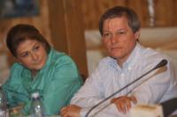 Visite de Maria Damanaki et Dacian Cioloş, membres de la CE, en Roumanie