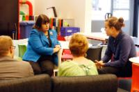 Visit of Máire Geoghegan-Quinn, Member of the EC, to Finland