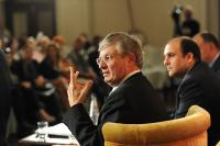 Dialogue avec les citoyens à La Valette avec Tonio Borg