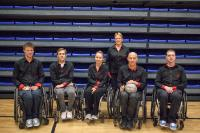 FASHION-ABLE : The example of 6 members of the Belgian Paralympic national team of wheelchair rugby