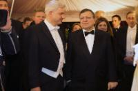Visit of José Manuel Barroso, President of the EC, to Dresden