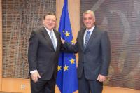 Visit of Duarte Freitas, Regional President of the Social Democratic Party of the Azores, to the EC