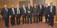 Visit of a delegation from the Conference of European Rabbis to the EC
