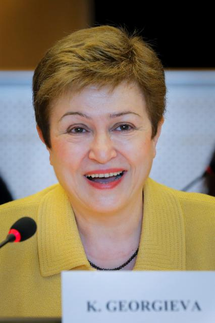 Participation of Kristalina Georgieva and Janusz Lewandowski, Members of the EC, at the debate on the new needs of financing, in particular in terms of humanitarian aid from the EU