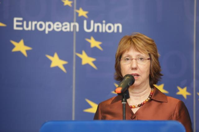 Visit of Catherine Ashton, Vice-President of the EC, to Bosnia and Herzegovina