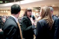 Visit of Máire Geoghegan-Quinn, Member of the EC, to Greece