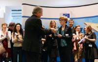 "Illustration of ""Award ceremony for the 2013 EU Health Prize for Journalists"""