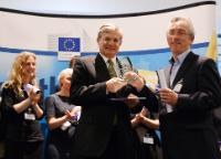 Award ceremony for the 2013 EU Health Prize for Journalists