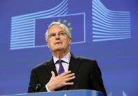 Press conference by Michel Barnier, Member of the EC, on the first comprehensive review of the EU's reform agenda