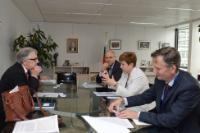 Visit of Christoph Strässer, German Federal Government Commissioner for Human Rights Policy and Humanitarian Aid, to the EC