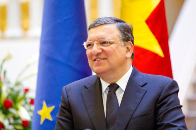 Visit of José Manuel Barroso, President of the EC, to Vietnam
