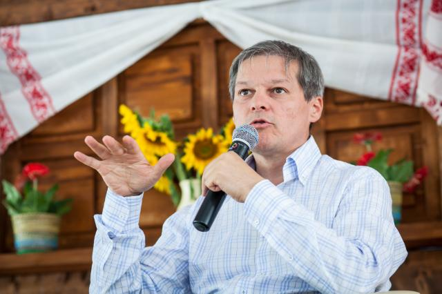Participation of Dacian Cioloş, Member of the EC, at the RuralFest Bucharest 2014