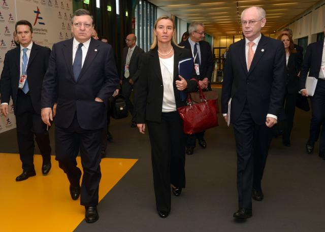 Participation of José Manuel Barroso, President of the EC, in the 10th Asia/Europe Summit