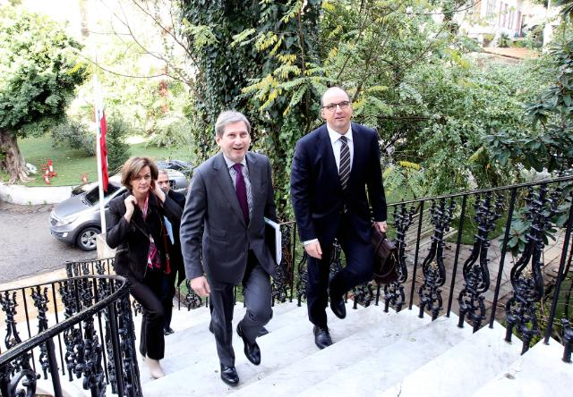 Visit by Johannes Hahn, Member of the EC, to Lebanon