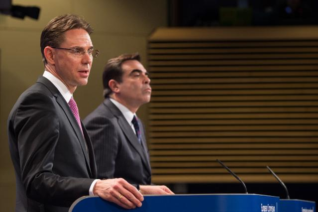 Press conference by Jyrki Katainen, Vice-President of the EC, on the conclusions of the weekly meeting of the Juncker Commission