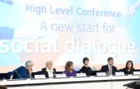 "Illustration of ""High level conference 'A new start for Social Dialogue'"""
