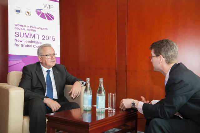 Visit of Neven Mimica, Member of the EC, to Ethiopia