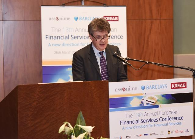 Participation of Jonathan Hill, Member of the EC, at the 13th Annual European Financial Services Conference