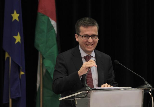 Visit of Carlos Moedas, Member of the EC, to Jordan