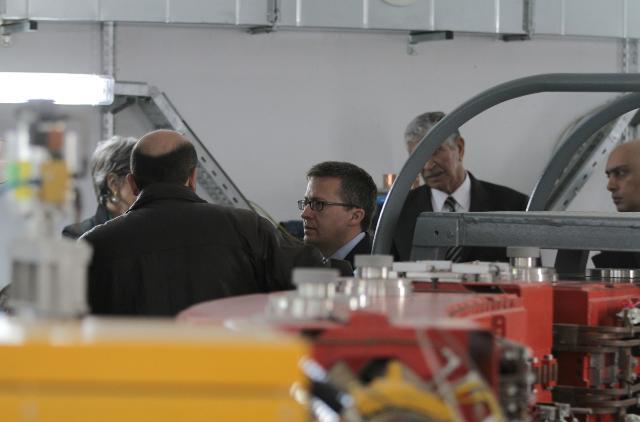 Visite de Carlos Moedas, membre de la CE, en Jordanie