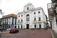 The City Hall of Panama City