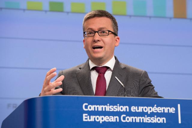 Press conference by Carlos Moedas, Member of the EC, on the Innovation Union Scoreboard 2015