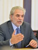 Visite de Christos Stylianides, membre de la CE, en Ukraine