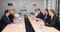 Visit to the EC by Victor Negrescu, Member of the EP, accompanied by several Romanian Mayors