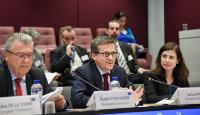 Participation of Carlos Moedas, Member of the EC, at the meeting with high-level representatives on public private partnerships