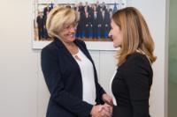 Visite de Nikolina Angelkova, ministre bulgare du Tourisme, à la CE
