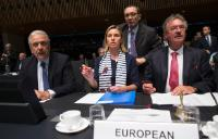 Participation of Federica Mogherini, Vice-President of the EC, and Dimitris Avramopoulos, Member of the EC, in the conference 'Eastern Mediterranean – Western Balkans route'