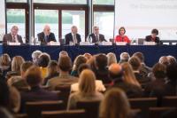 Conférence de haut niveau 'Leçons tirées pour la Santé publique de l'épidémie Ebola dans l'Afrique de l'Ouest', et cérémonie de remise du Prix européen de la Santé, Mondorf-les-Bains, 12/10/2015
