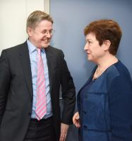 Visit of Sir Jeremy Heywood, British Cabinet Secretary, and Head of the Civil Service to the British Government, to the EC