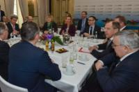 Visit of Federica Mogherini, Vice-President of the EC, to Germany