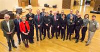 Visit of Members of the European Festivals Association to the EC