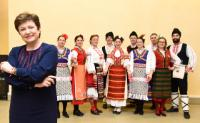 Participation of Kristalina Georgieva, Vice-President of the EC, in the official opening of the exhibition of paintings 'Unforgotten Patterns'