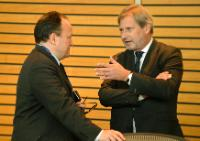 Visit of Johannes Hahn, Member of the EC, to the United States