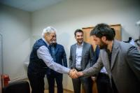 Visite de Christos Stylianides, membre de la CE, en Turquie