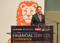 Participation of Jyrki Katainen, Vice-President of the EC, in the 14th Annual European Financial Services Conference