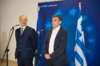 Visit of Pierre Moscovici, Member of the EC, to Luxembourg