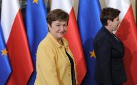 Visit of Kristalina Georgieva, Vice-President of the EC, to Poland